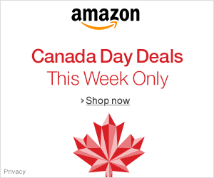 Canada Day on Amazon.ca