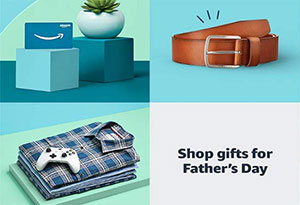 Father's Day on Amazon.ca