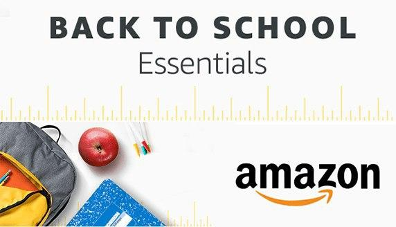 Back to School at Amazon.ca